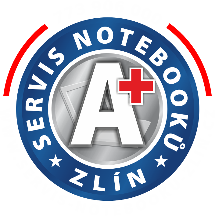 Oprava notebooků Zlín – A+ SERVIS